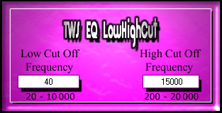 Click to download TWS-EQ-LowHighCut.dll
